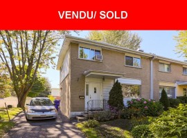 Pointe-Claire, Qc. SOLD